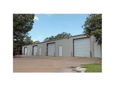 College Station Commercial For Sale: 2700 Earl Rudder #A