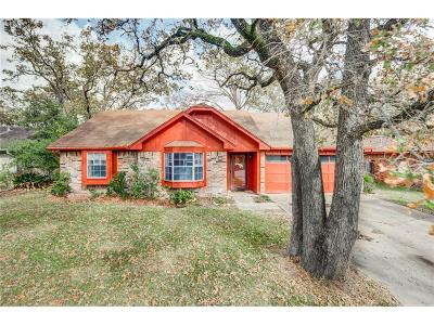 Bryan Single Family Home For Sale: 3103 Forestwood Drive