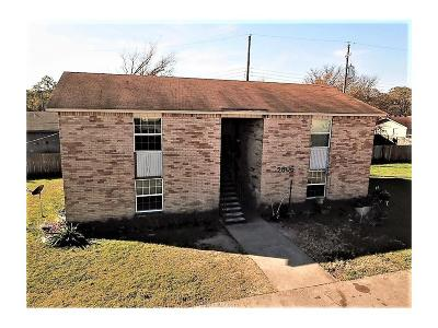 Bryan Multi Family Home For Sale: 2806 Cypress Bend Circle