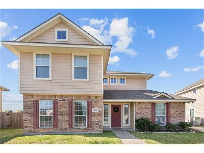 College Station Single Family Home For Sale: 4007 Southern Trace Court