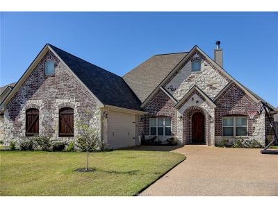 College Station Single Family Home For Sale: 8406 Justin Ave