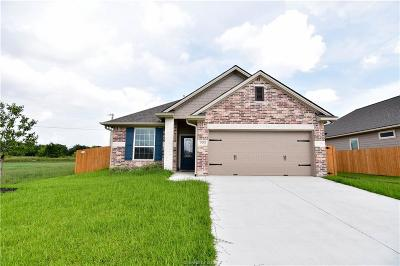College Station Single Family Home For Sale: 2507 Cordova Ridgect Court