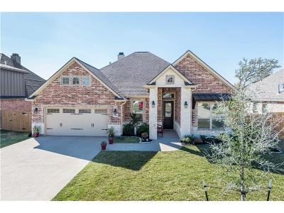 Bryan Single Family Home For Sale: 3548 Foxcroft