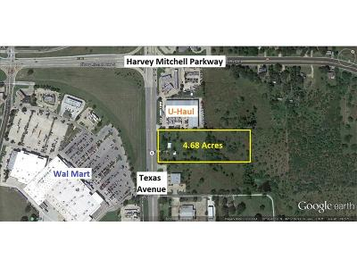 College Station Residential Lots & Land For Sale: 2823 Texas