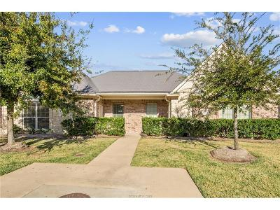 Brazos County Multi Family Home For Sale: 117-119 Kleine Lane