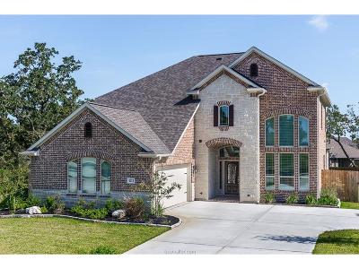 College Station Single Family Home For Sale: 4213 Downton Abbey