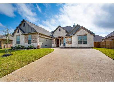 College Station Single Family Home For Sale: 4026 Crooked Creek Path