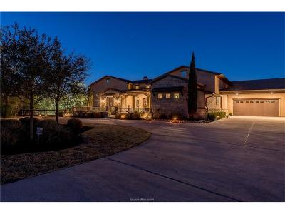 College Station Single Family Home For Sale: 17651 Ranch House Court