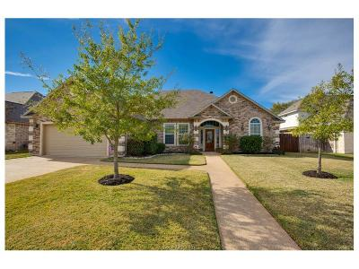 Bryan Single Family Home For Sale: 2803 Althea Court