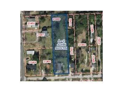 bryan Residential Lots & Land For Sale: 1606 Una Avenue