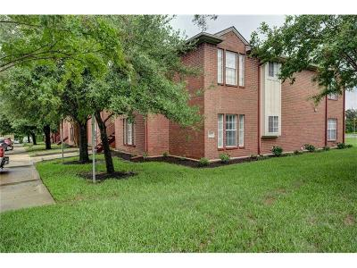 Brazos County Multi Family Home For Sale: 907 Balcones Drive