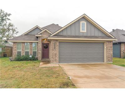 College Station Single Family Home For Sale: 5242 Sagewood Drive