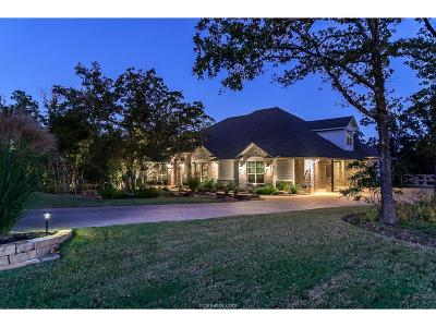 College Station TX Single Family Home For Sale: $789,900