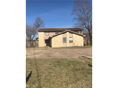 College Station TX Multi Family Home For Sale: $199,500