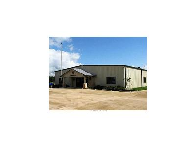 College Station Commercial For Sale: 12633 Hwy 30