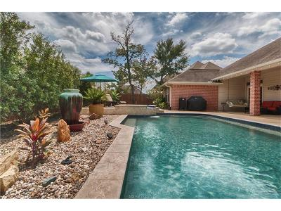 College Station Single Family Home For Sale: 2002 Ravenstone