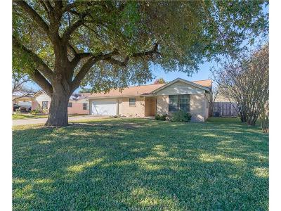 Bryan Single Family Home For Sale: 402 June Street