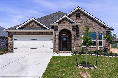 Bryan Single Family Home For Sale: 3087 Peterson