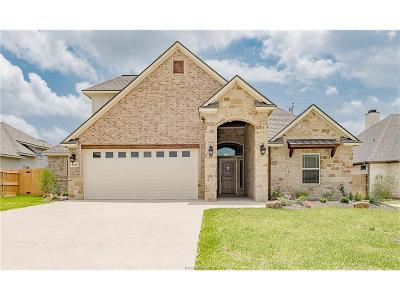 College Station Single Family Home For Sale: 2707 Wolveshire