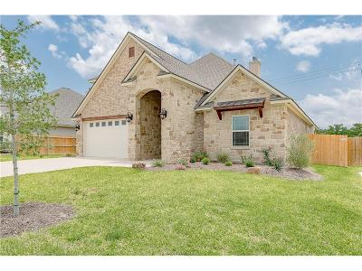 College Station Single Family Home For Sale: 4107 Downton Abbey Avenue