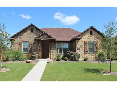 College Station Single Family Home For Sale: 3011 Old Ironsides Drive