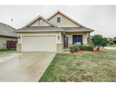 College Station Single Family Home For Sale: 4300 Addison Court