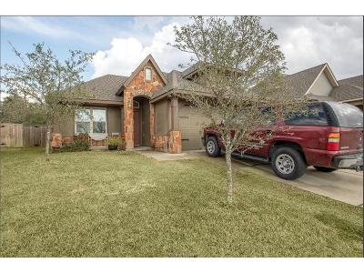 College Station Single Family Home For Sale: 15450 Baker Meadow Loop