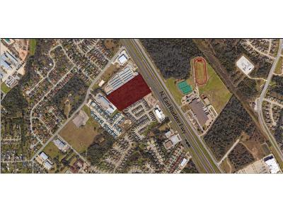 bryan Residential Lots & Land For Sale: 1069 N Earl Rudder