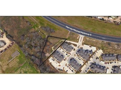 College Station Residential Lots & Land For Sale: 1260 Harvey Mitchell