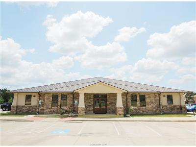 College Station Commercial For Sale: 1470 Copperfield Drive
