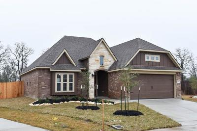 College Station Single Family Home For Sale: 4109 Bridgewood Court