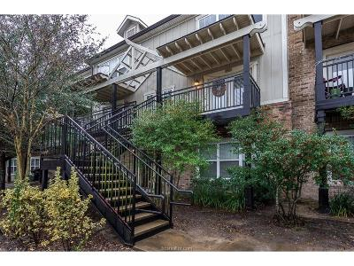 College Station Condo/Townhouse For Sale: 1725 Harvey Mitchell #1926