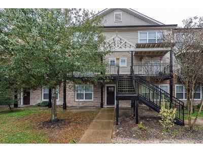 College Station Condo/Townhouse For Sale: 1725 Harvey Mitchell #1915