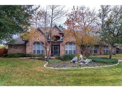 College Station Single Family Home For Sale: 800 Hook Court