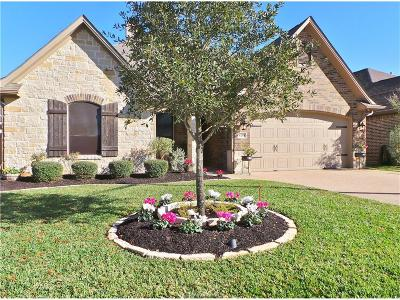 College Station TX Single Family Home For Sale: $304,900