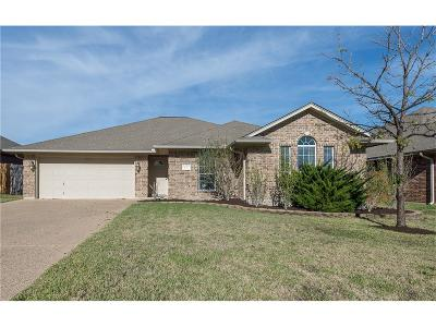 College Station TX Single Family Home For Sale: $224,900