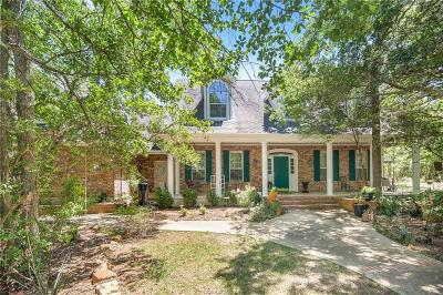 College Station Single Family Home For Sale: 1608 Foxfire Drive