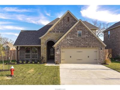 College Station Single Family Home For Sale: 2601 Warkworth Lane