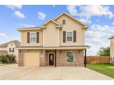 Bryan , College Station  Single Family Home For Sale: 2830 Horseback Drive