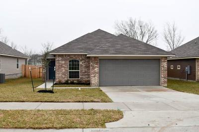 Bryan Single Family Home For Sale: 2542 Elkhorn Trail