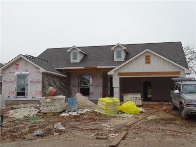 College Station Single Family Home For Sale: 2714 Wardford