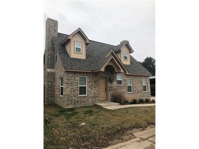 Bryan Single Family Home For Sale: 106 Lynn Drive