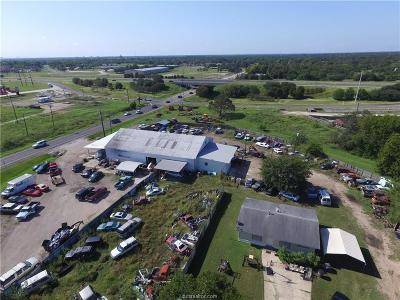 Bryan Commercial For Sale: 3405 Tabor Road