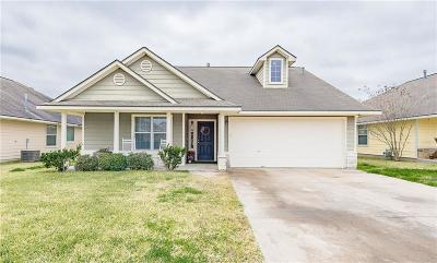 Bryan Single Family Home For Sale: 2710 Lynnwood Court