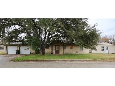 Burleson County Single Family Home For Sale: 210 Rosa Lee Ln