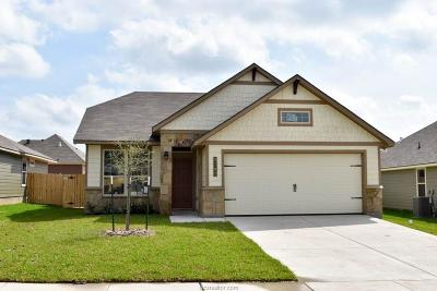 Bryan Single Family Home For Sale: 2107 Polmont Drive