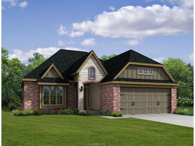 Bryan Single Family Home For Sale: 2118 Stubbs Drive