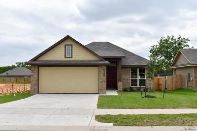 Bryan Single Family Home For Sale: 2545 Elkhorn Trail