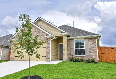 College Station TX Single Family Home Contingency Contract: $264,900