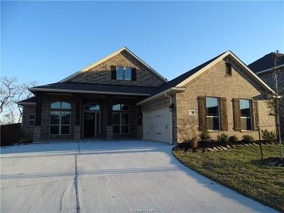 College Station Single Family Home For Sale: 2703 Wolveshire Lane